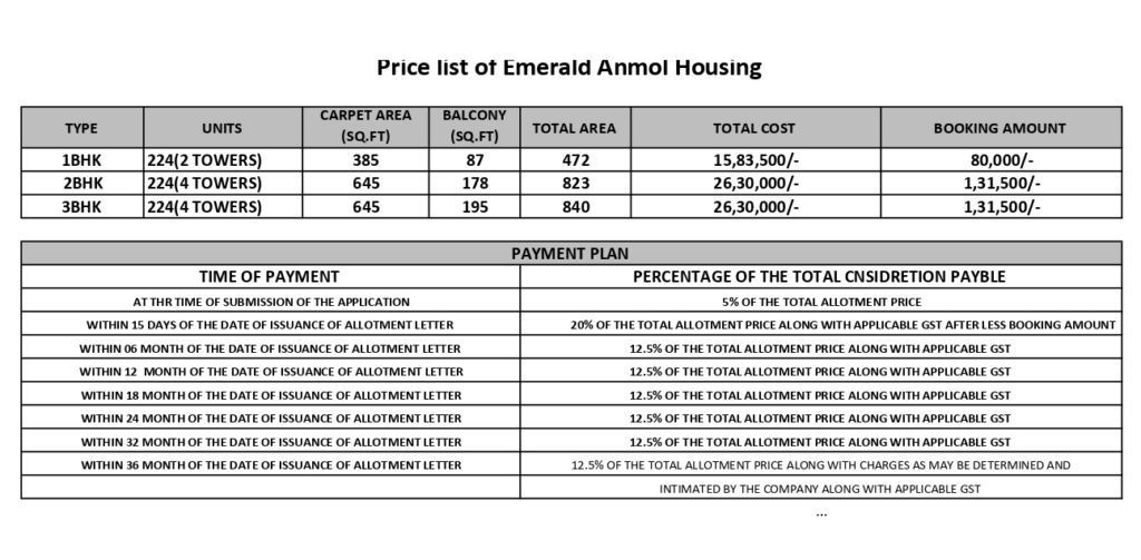 EMERALD-AFORDABLE-Payment-Plan